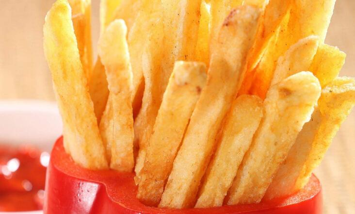 吉士粉用法之美式薯条